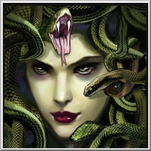 Myth Man's Medusa the Gorgon